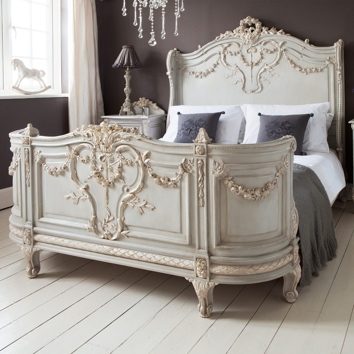 bonaparte french bed, french bedroom company