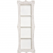 Arthouse Tall Shelf in White