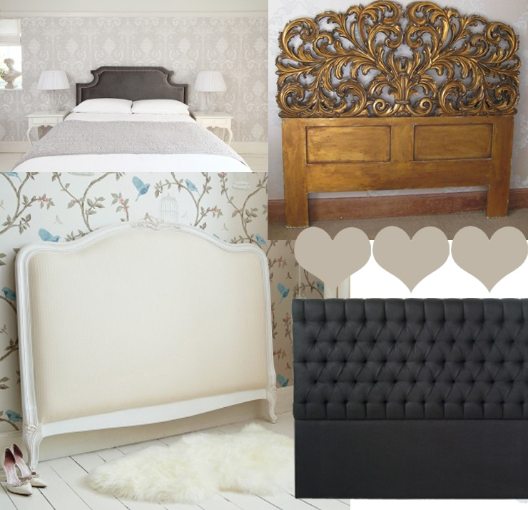 The great headboard revival the french bedroom company for Divan valance