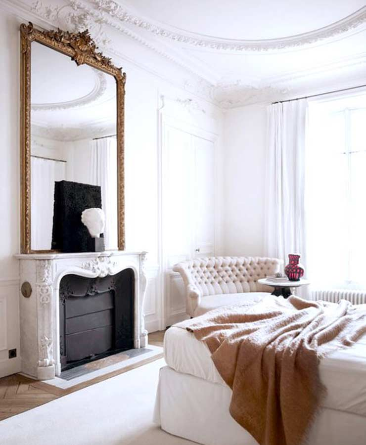 style your bedroom like a parisienne french bedroom company. Black Bedroom Furniture Sets. Home Design Ideas