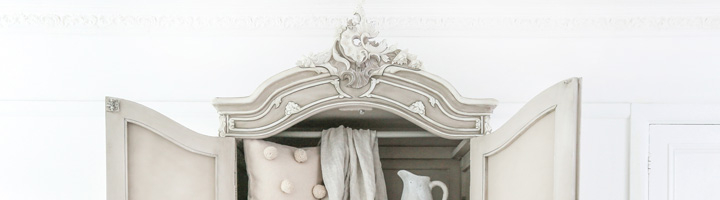 French Wardrobes & Armoires