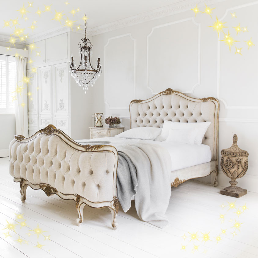 French Beds. French Style Bedroom Furniture   French Bedroom Company