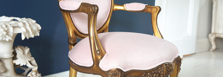 French Chairs & Bedroom Chairs