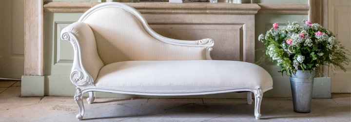 French Sofas | Chaises Longues | Bedroom Sofas