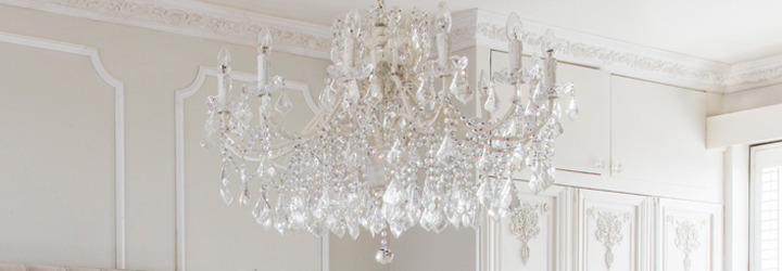 Chandeliers & French Lighting