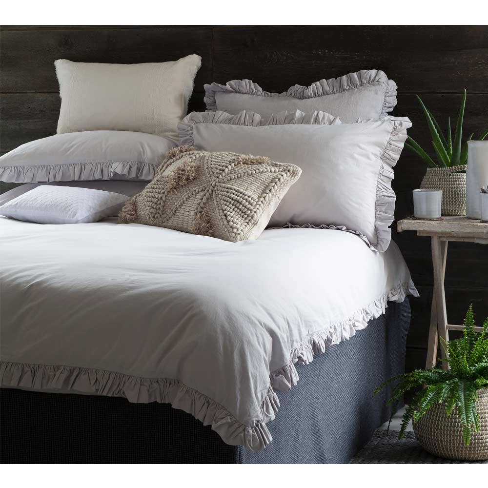 image-Malmo Bed Linen (Pair of Pillowcases)