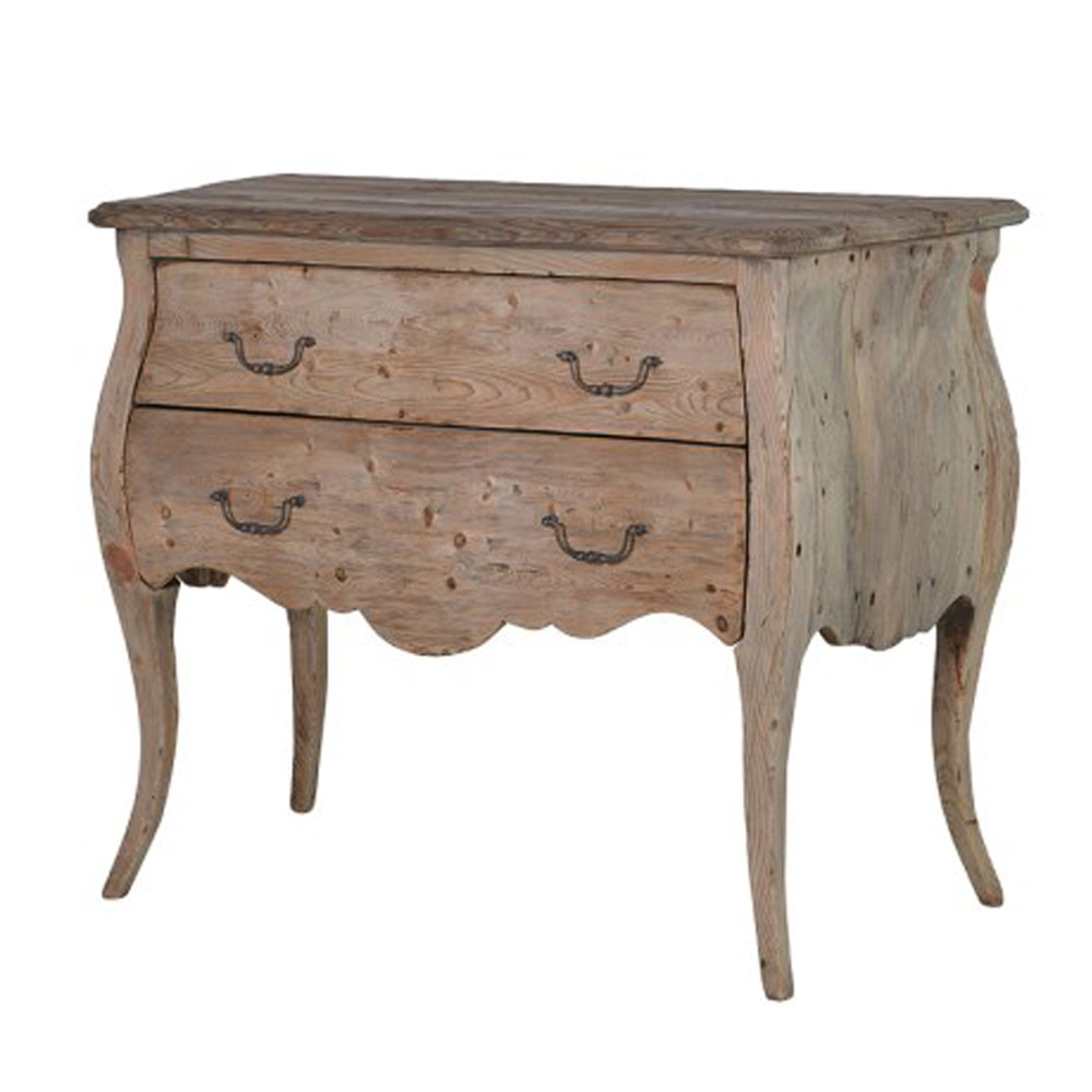 Chateauneuf 2-Drawer Chest of Drawers