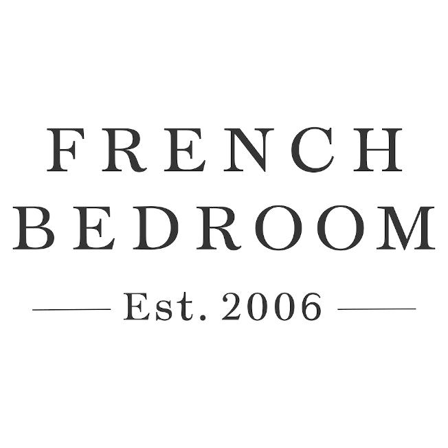 French Grey Bedroom Bench