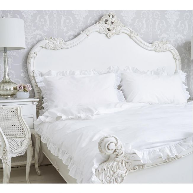 Benedetta Luxury Ruffle Bed Linen