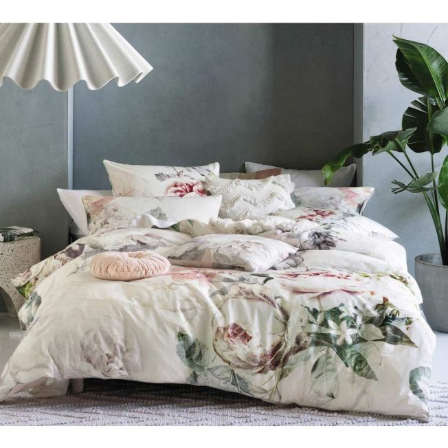 Botanical Blooms Bed Linen Set