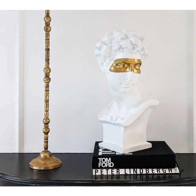 Carlos D'Or White Bust
