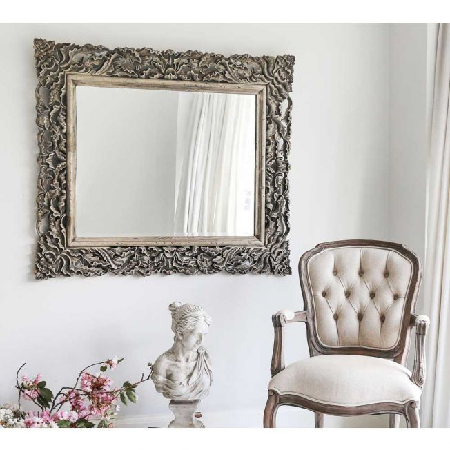 Chateauneuf Acanthus Mirror