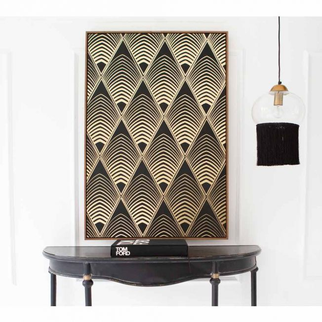 Deco Glamour Wall Art