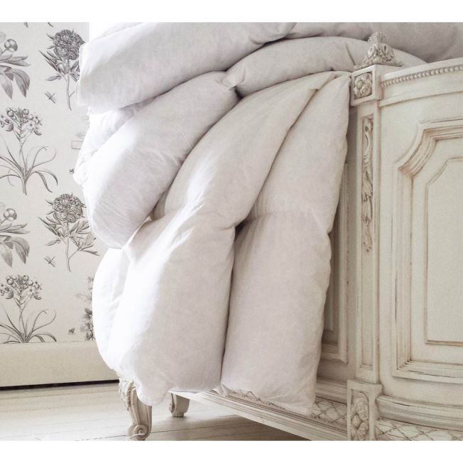 Vispring Pyrenean Duck Down and Feather Luxury Duvet