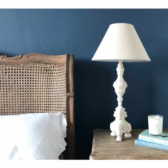 French Style Side Lamp