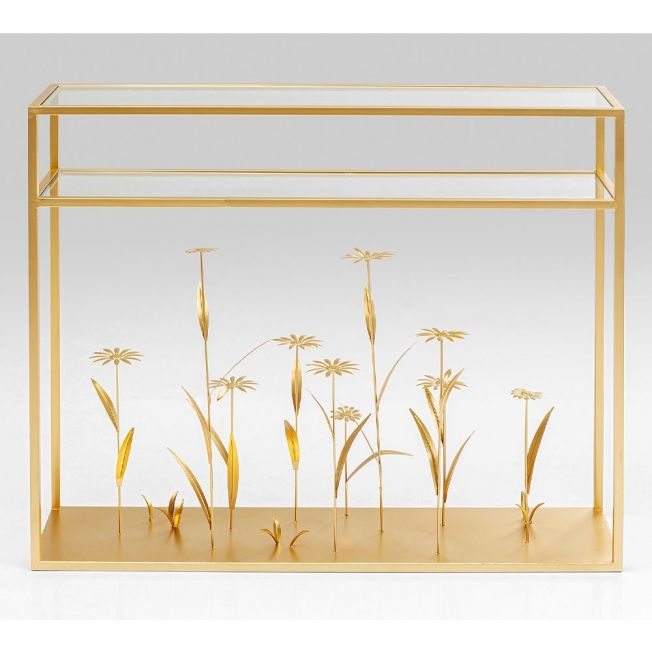 Fields of Gold Console Table