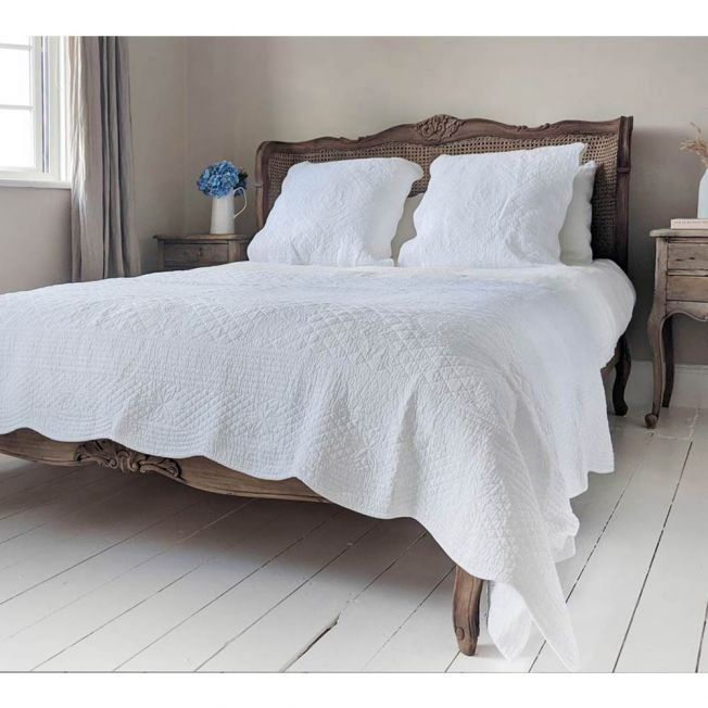French Cotton Bedspread