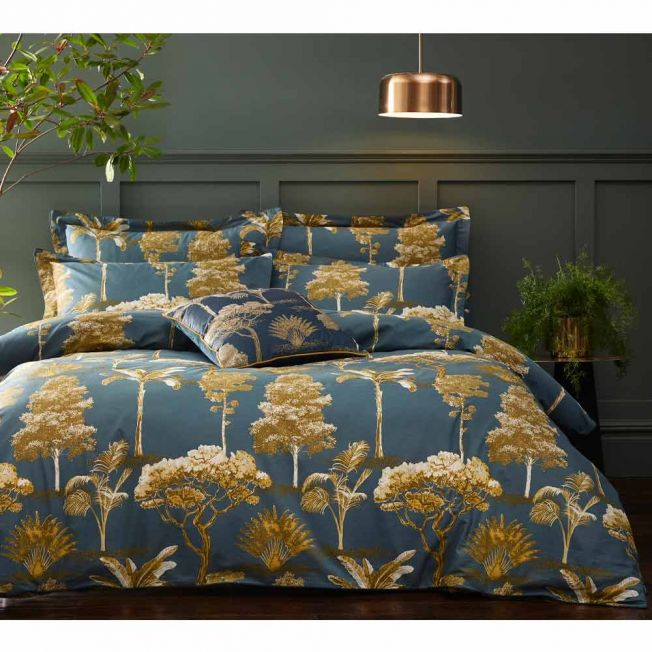 Golden Arboretum Bed Linen Set