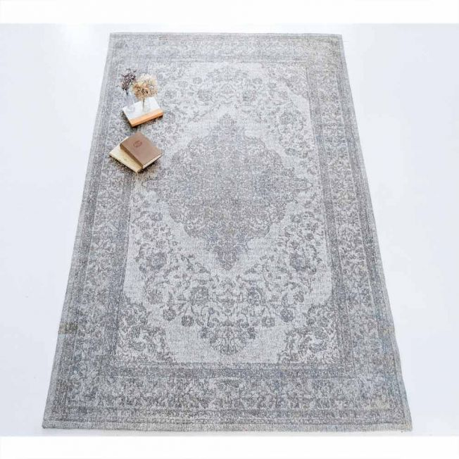 Luxury Grey Rug