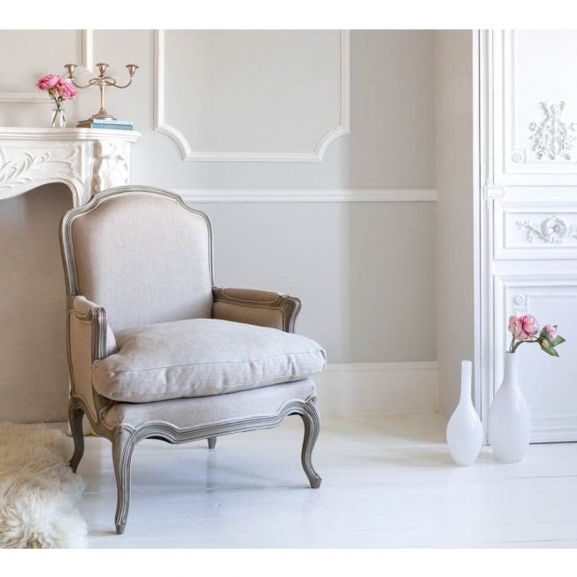 Normandy French Armchair Not Quite Perfect