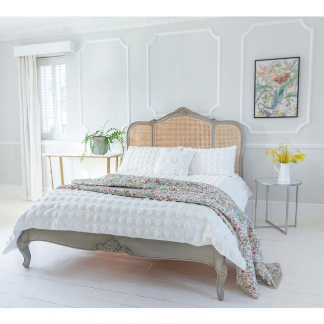 French Style Normandy Bed
