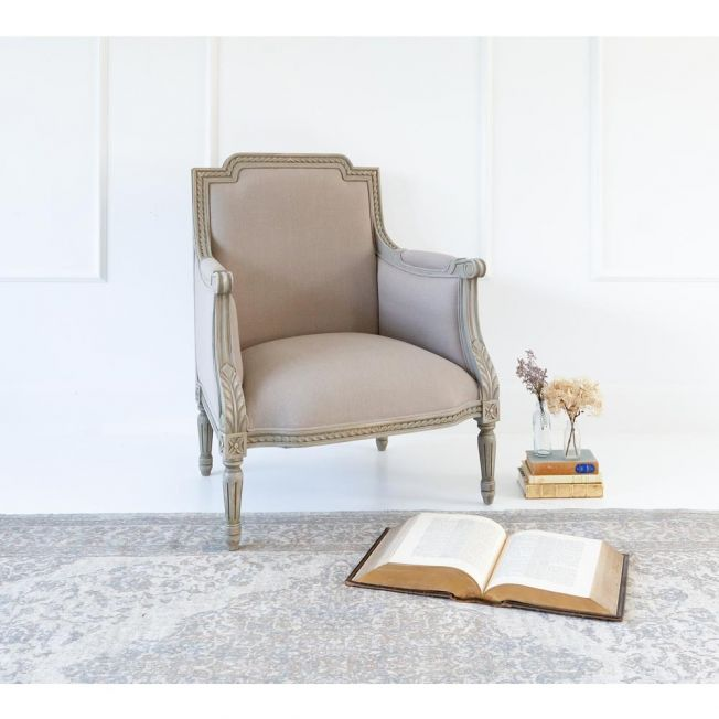Normandy Upholstered Armchair