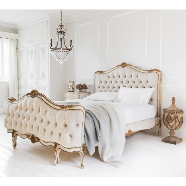 Palais Avenue Upholstered Bed