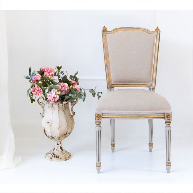 Palais de Normandy Luxury French Chair