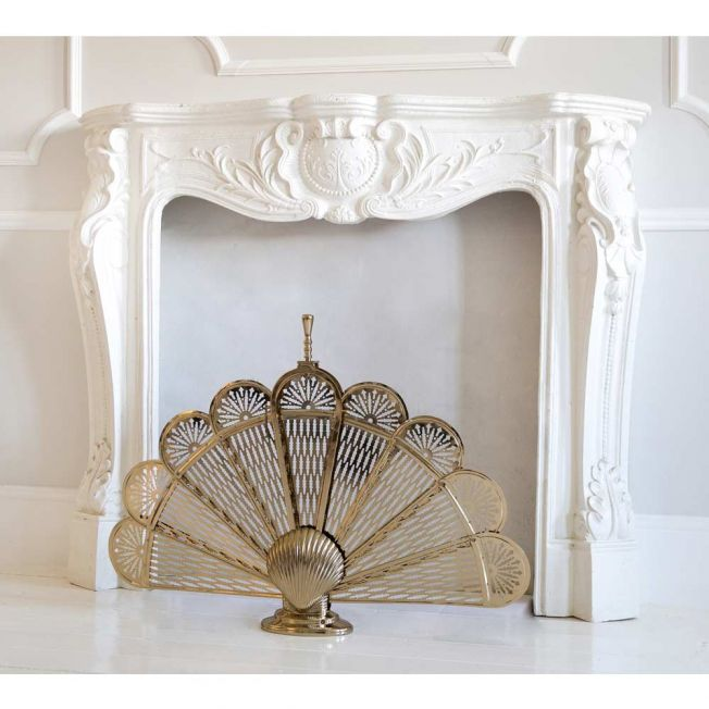 Luxury Gift Fire Screen