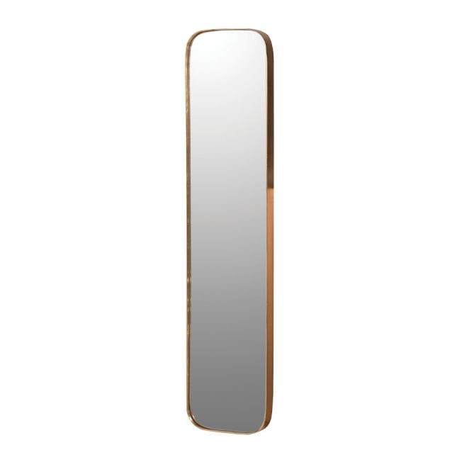 Lux Gold Wall Mirror