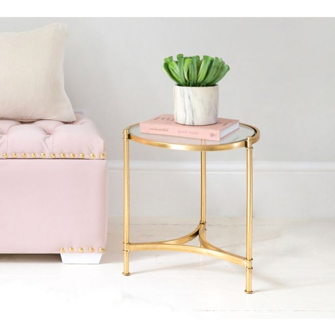 Pretty Simple Side Table