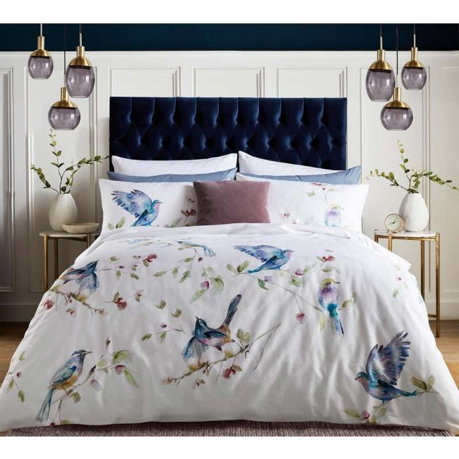 Spring Flight Bed Linen Set