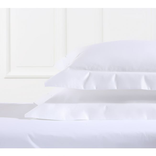 The Absolute 1000 Collection White Cotton Bed Linen