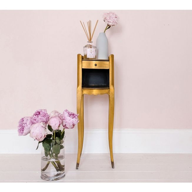Tiny Bedside Table