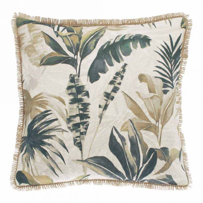 Zen Palms Cushion