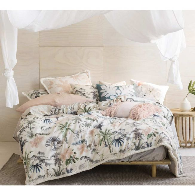 Cotton Bed Linen Set, Linen House Bedding Canada
