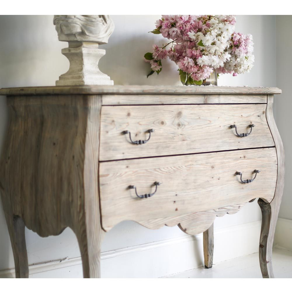 Chateauneuf 2 Drawer Chest French Bedroom Company