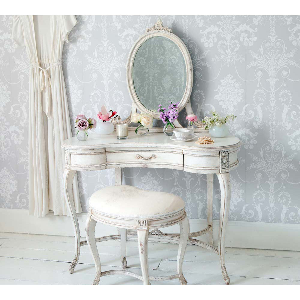 Was Ist Shabby Chic distressed shabby chic dressing table
