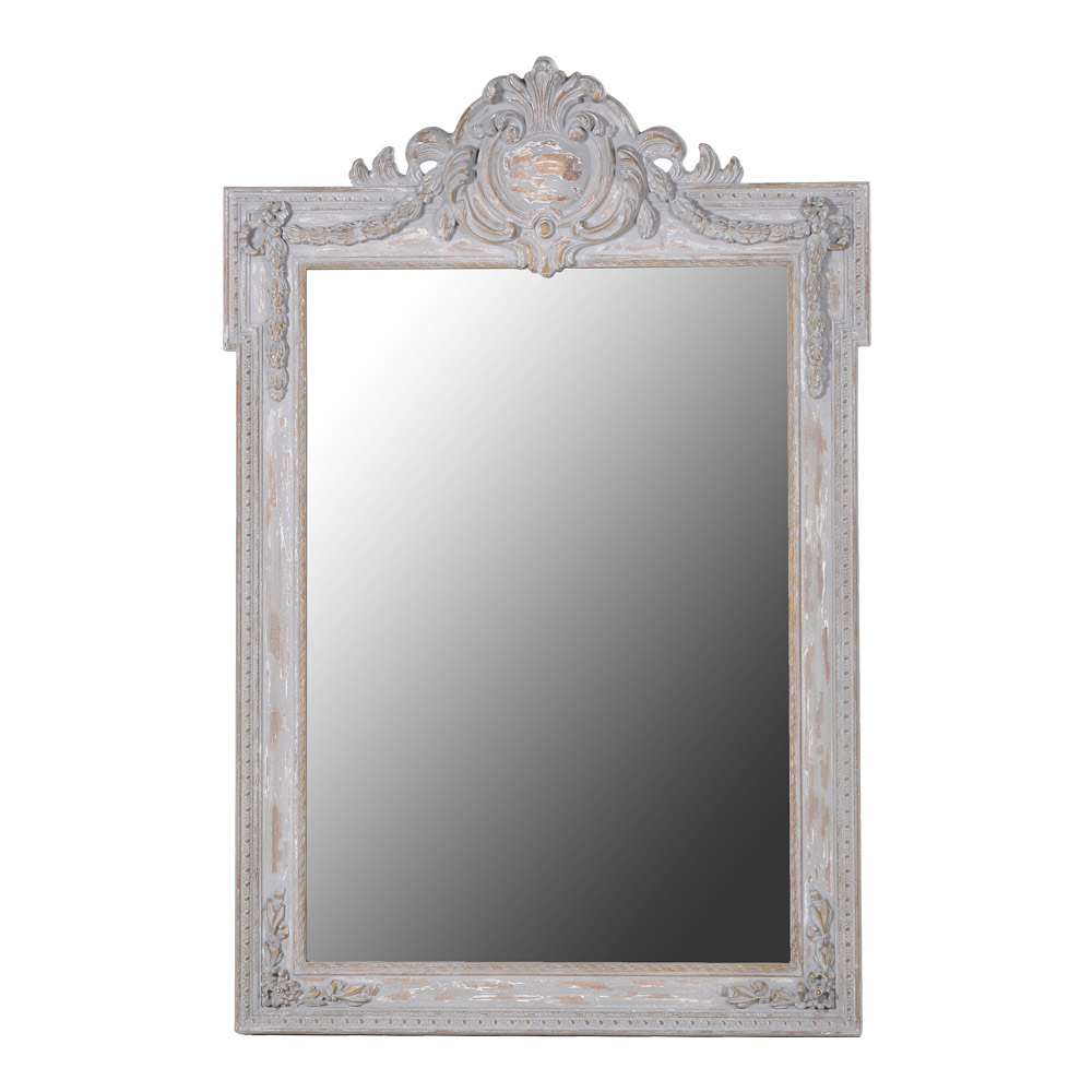 The Swags & Bows Mirror