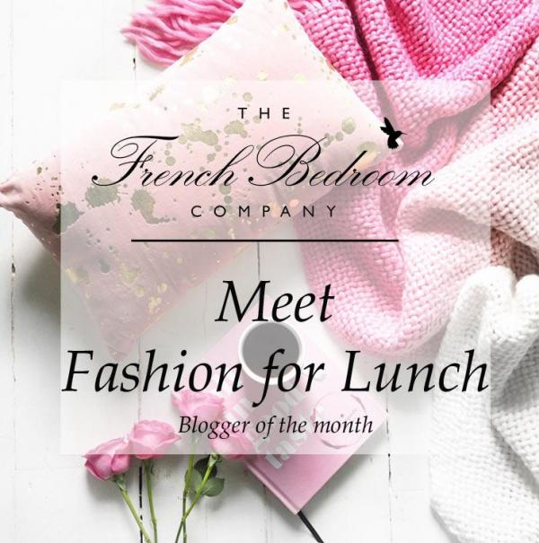 Meet Fashion for Lunch | Blogger of the Month