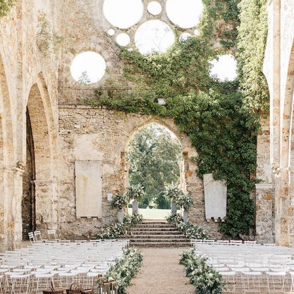 Top 6 French Wedding Venues