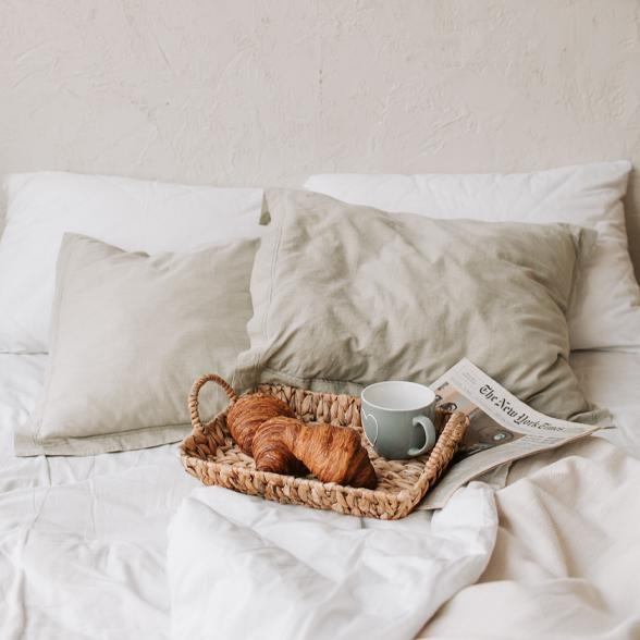 3 French Style Breakfasts to Eat in Bed