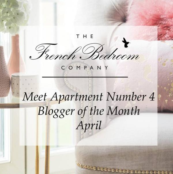 Meet Apartment Number 4 | Blogger of the Month