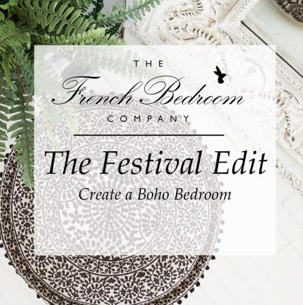 The Festival Edit | Create a Boho Bedroom