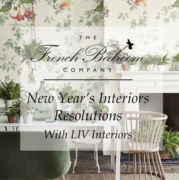 New Year's Resolutions for Your Home | With LIV for Interiors