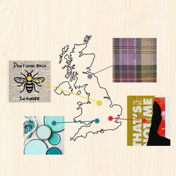 14 Bedroom Interior Ideas Inspired By Top UK Cities