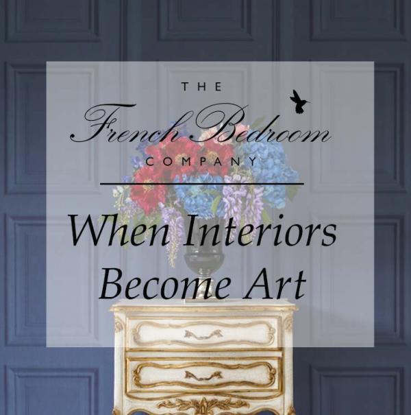 When Interiors Become Art