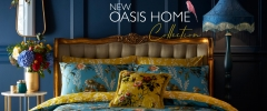 Oasis Home Bed Linen