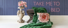 Luxurious Throws and Bedroom Cushions