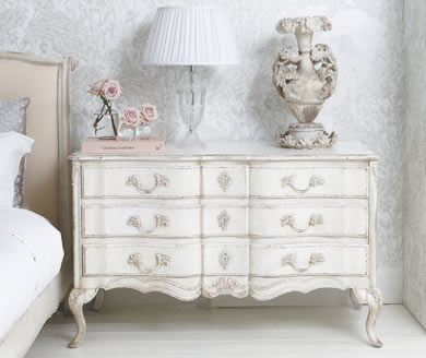 Delphine   Shabby Chic French Furniture. Collections   French Furniture   French Bedroom Company